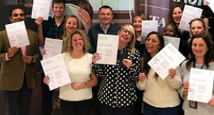 Tate & Lyle's UK team of mental health first aiders